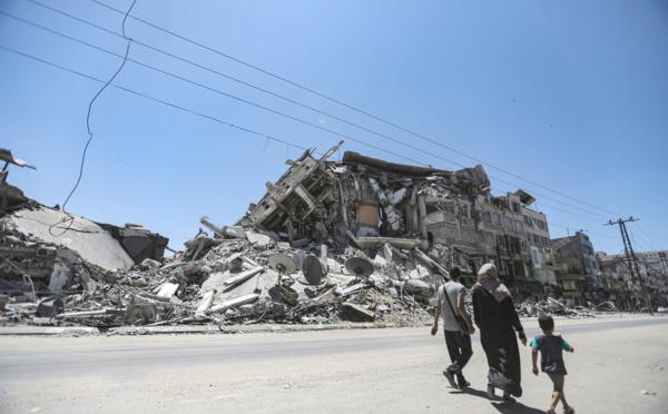 Israël-Palestine : l'ONU crée une commission d'enquête