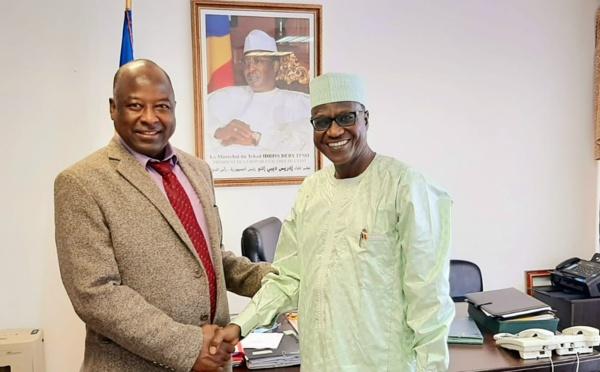 Afrique : le président-fondateur de l'AFBF plaide pour le développement de l'agriculture