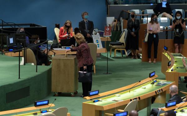 Conseil de sécurité de l'ONU : le Gabon et le Ghana, nouveaux membres non permanents