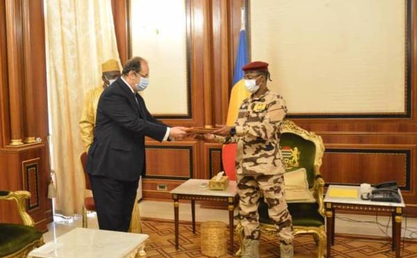 Le président égyptien dépêche un émissaire au Tchad