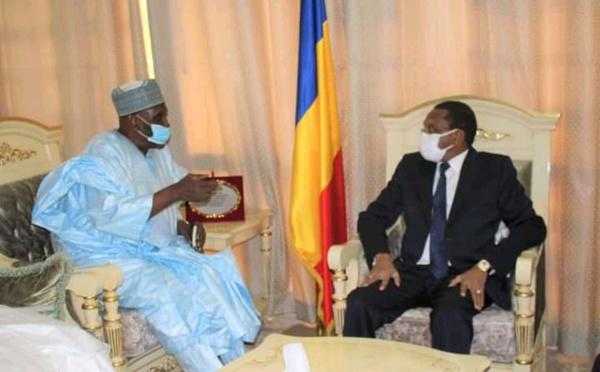 Transition au Tchad : l'envoyé spécial du président Buhari à N'Djamena