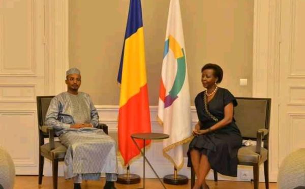 رئيس الجمهورية يستقبل الأمين العام للمنظمة الدولية للفرانكفونية