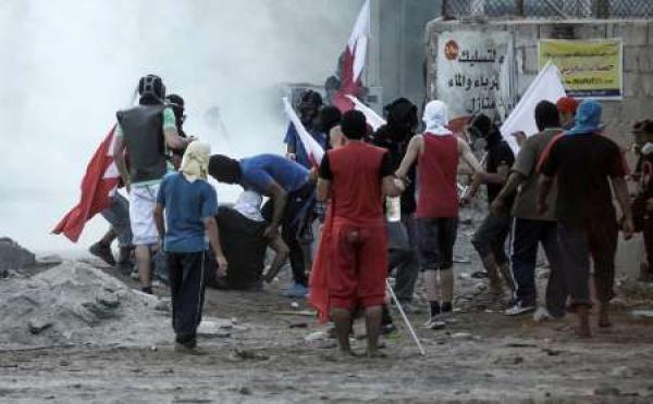 Bahreïn: heurts entre manifestants chiites et la police