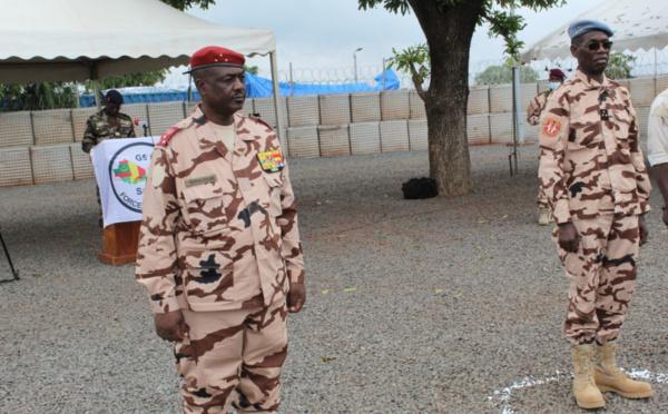 Force du G5 Sahel : le général de division Oumar Bikimo est le nouveau commandant