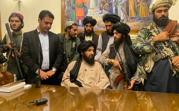 Afghanistan : Kaboul entre les mains des Talibans
