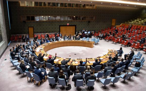 Sahel : le conseil de sécurité de l'ONU préoccupé par la détérioration sécuritaire