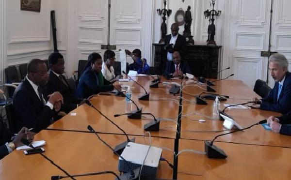 France : l'ambassadeur du Cameroun dans une offensive diplomatico-économique à Marseille