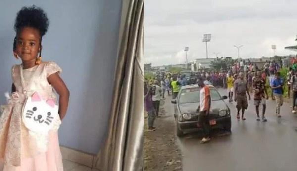 Cameroun : tensions à Buea, après la mort d'une fillette par balle