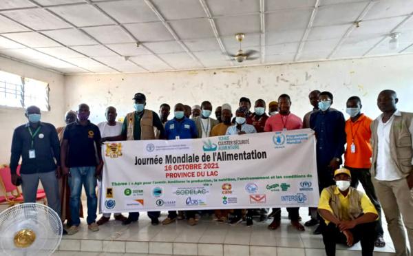 Tchad : la FAO exhorte à agir en faveur de la transformation face à la faim