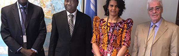 Le Tchad s'engage à travailler avec l'OACI pour améliorer la sécurité et la sûreté en Afrique centrale