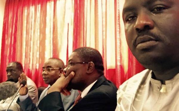 Tchad : Conférence de presse conjointe à Dakar de Halikimi et Sylla (Ministres)