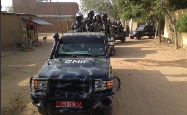 Tchad : Impressionnant déploiement de la police pour empêcher une marche d'étudiants
