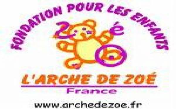 ARCHE DE ZOE: HEUREUX COMME LES ZOZOS-VOLEURS D'ENFANTS..