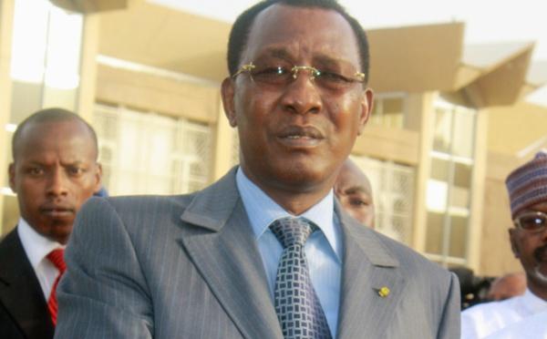 Le Président Déby arrive à Abéché, deuxième plus grande ville du Tchad