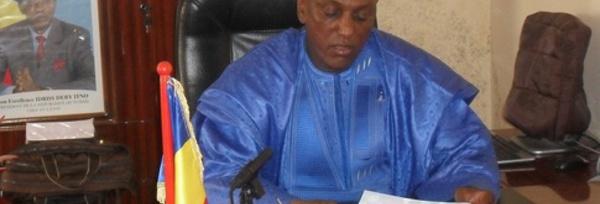 Tchad: Le Gouverneur du Salamat de retour dans sa région
