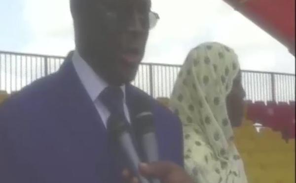 """""""Aujourd'hui, le Tchad se fait respecter"""", Emmanuel Nadingar"""