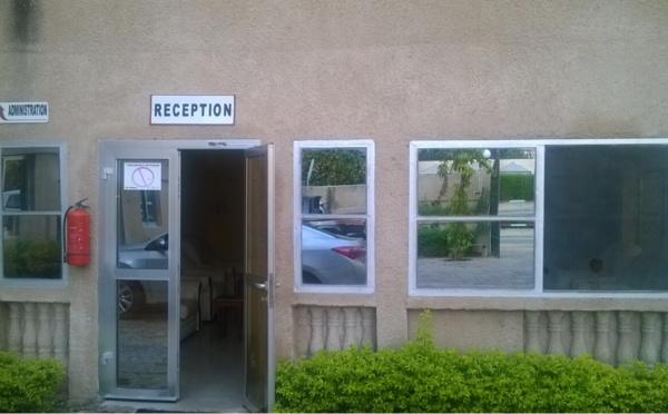 Tchad: L'hôtel Gueri, 3 étoiles à l'aéroport international de N'Djamena