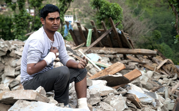 One year after the quake, little has been done in Nepal, despite $4.1bn in donations