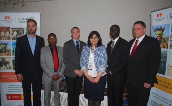 Le Fonds de la MasterCard Foundation pour la Prospérité en Milieu Rural annonce les lauréats du concours de mise à l'échelle 2015 et lance le concours 2016
