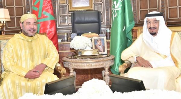 Participation effective de Sa Majesté le Roi du Maroc au Sommet Maroc-Pays du Golfe