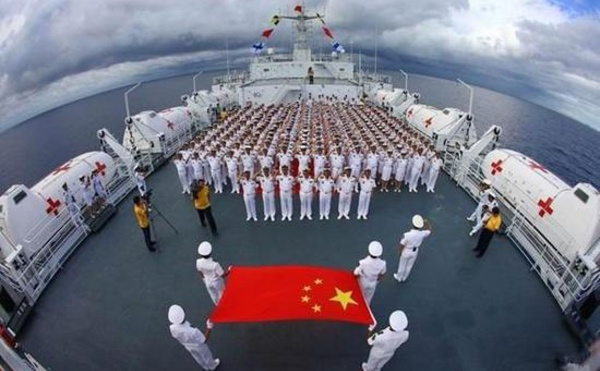 La Chine maintiendra avec une détermination sans faille sa souveraineté territoriale et ses droits et intérêts maritimes en mer de Chine méridionale