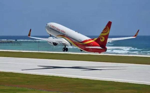 Les vols de la Chine vers les îles et récifs de la mer de Chine méridionale ne visent ni portent atteinte à aucun pays