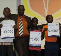 Tchad : Le Complexe Scolaire International Bahar distingue 10 lauréats en mathématiques