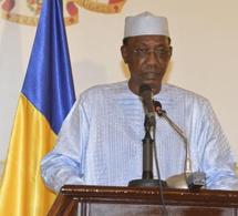 """Tchad : """"Cette conjoncture appartiendra bientôt au passé"""", promet Idriss Déby"""