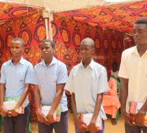 Tchad : Les lauréats du concours de mathématiques primés