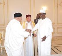 Tchad : Les chefs de tribus libyens reçus à la Présidence