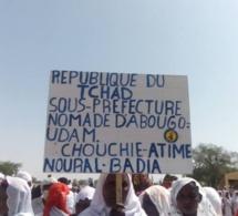 Tchad : La ministre de la femme aux côtés de la population d'Abougoudam
