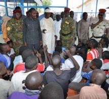 Tchad : Le Président choqué des conditions de détentions, ordonne la libération de détenus
