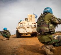 Mali : un quatrième Casque bleu tchadien décédé suite à l'attaque du 26 octobre dans la région de Kidal