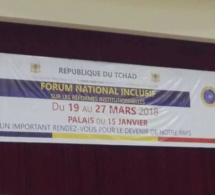 Forum des réformes : Déby s'interroge sur la nécessité des 200 partis politiques au Tchad