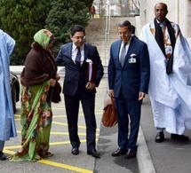 Ils sont venus, ils étaient tous là à Genève même les séparatistes polisariens et leur pote, l'Algérie