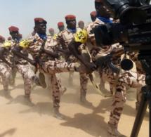Tchad : 12 officiers élevés au grade de chevalier de l'ordre du mérite