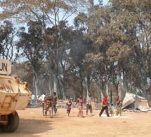 Centrafrique : soutenue comme la corde soutient le pendu