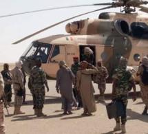 """Tchad : au Nord, le ministre de la défense veut """"mettre de l'ordre et faire régner l'autorité"""""""
