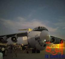 Tchad : un avion cargo transportant des oryx et addax se pose à l'aéroport d'Abéché