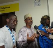 Tchad : la judokate médaillée d'or présentera sa médaille au chef de l'Etat