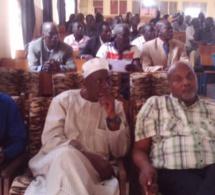 Tchad : rencontre entre les producteurs de coton et la CotonTchad à Moundou