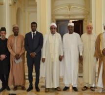 Tchad : le khalife général de la confrérie Tidjania reçu à la Présidence