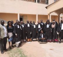 Tchad : des nouveaux magistrats prêtent serment à N'Djamena