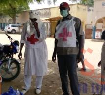 Tchad - Covid-19 : de porte en porte, village en village, la Croix Rouge sensibilise