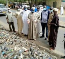 Tchad : déchets dans les caniveaux, le maire de N'Djamena dénonce un incivisme caractérisé