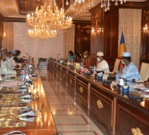 Tchad - Covid-19 : 7ème réunion du comité de gestion de crise sanitaire à la Présidence