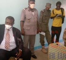 Tchad : le gouverneur de la Tandjilé inspecte les services publics de Laï