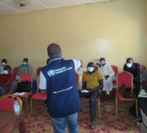 Tchad : à Goz Beida, la zone Est fait le point sur la situation épidémiologique