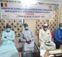 Tchad : à l'Est, les journalistes formés pour renforcer la lutte contre la Covid-19