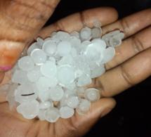Tchad : une forte pluie et des grêlons à N'Djamena